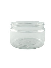 4 oz Clear Jar
