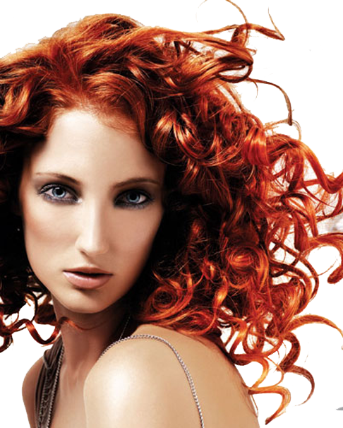 Fiery Copper Hair | Organic Private Label Hair Products